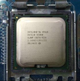 Процессор intel Xeon X5460 (lga771-775)