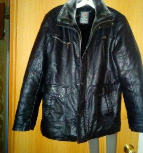 Срочно Мужская зимняя куртка