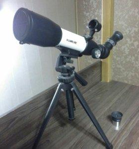 Телескоп, подозревая труба