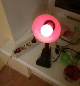 Лампа радужница