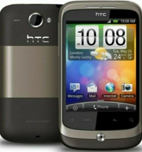 HTC Wildfire A3333 (Android 5Mpx 3G Wi-Fi microSD)