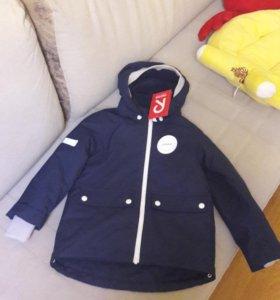 Reima куртка осень зима новая
