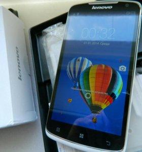 Новый смартфон Lenovo IdeaPhone S920