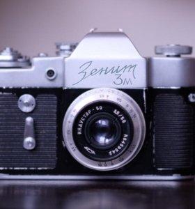 Фотоаппарат Зенит 3М