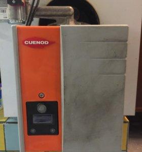 Газовая горелка Cuenod nc4 107/8A(с газовой рампой