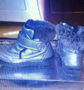 Ботинки Alaska originale(зима) размер:35