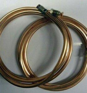 Топливные трубки для ВАЗ 2107