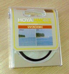 Светофильтр Защитный Hoya HMC UV(N) 52 мм Japan