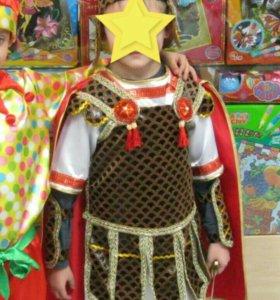 Костюм новогодний Гладиатор