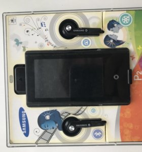 Samsung yp-p2 плеер 2gb