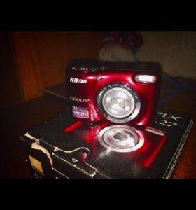 Фотоаппарат-компактный Nikon Coolpix L27