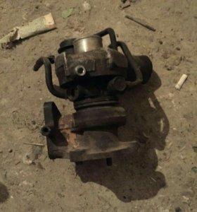 Турбина на двигатель 4D68