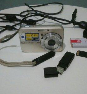 Фотоаппарат Sony Cyber-shot DSC-N2