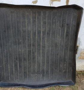Коврик в багажник Skoda Octavia