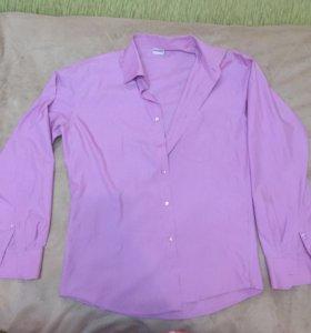 Б/у рубашки мужские
