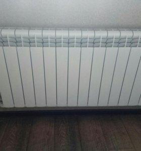 Биметалические радиаторы отопления