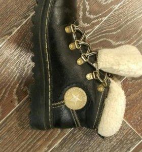 Зимние ботинки 37 р