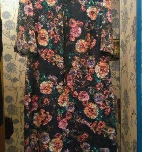Платье 54-56 новое