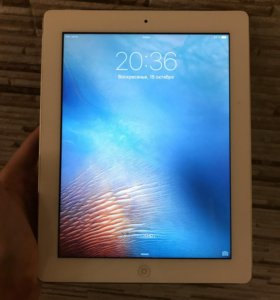 iPad 3 64gb white wifi+cellular