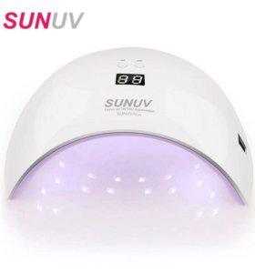 Новая лампа uv/led sun9x 36v