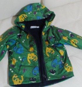 Куртка непромокаемая на рост 98-100см