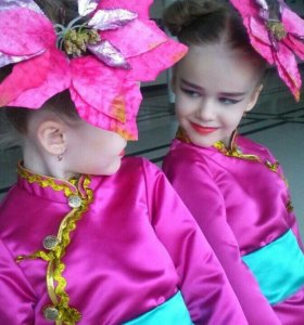 Пошив новогодних костюмчиков и костюмов для танцев