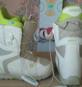 Ботинки Burton Mint 14-15, размер 7