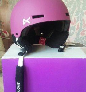 Шлем Anon Greta 15-16, размер S, новый
