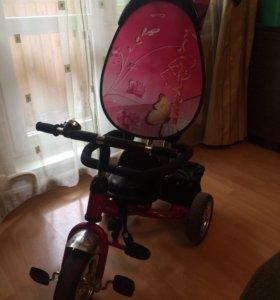 Велосипед трехколёсный Capella Royal Trike