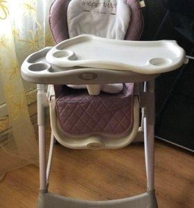 стульчик happy baby william-б/у