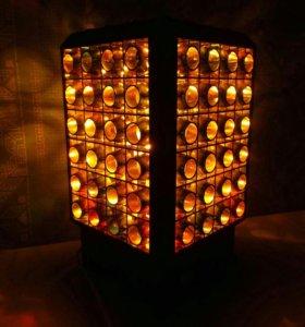 Светодинамический светильник