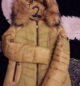 Зимняя куртка 44-46р.