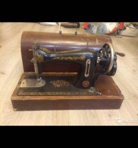 Швейная машина Подольск пмз нктп
