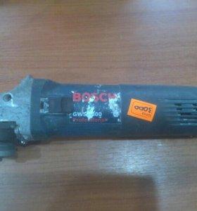 Болгарка BOSH GWS-1400