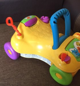 Каталка-ходунок Playskool 2в1