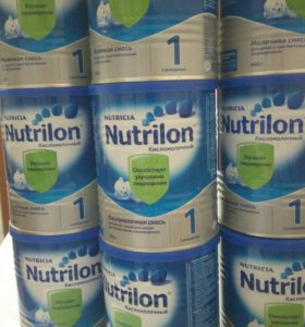 Молочная смесь Nutrilon Кисломолочный 1