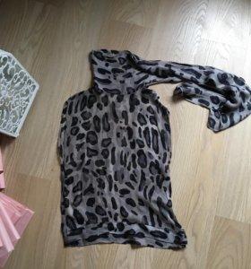 Блузка Zara топ