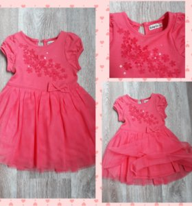 Платье р-р 80. Baby Go