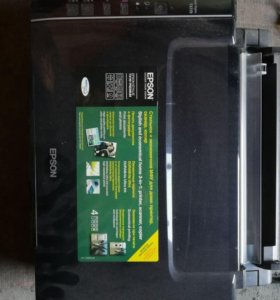 Принтер epson tx119