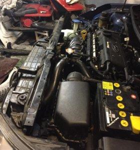 Двигатель Hyundai/kia