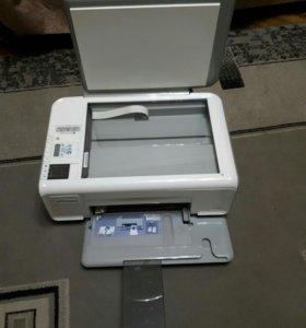 Принтер МФУ HP Photosmart C4283