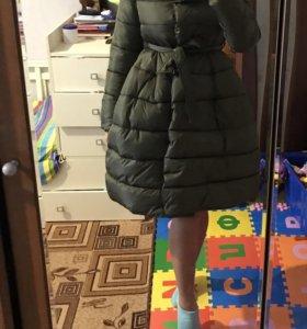 Красивое пальто,удлинённая куртка