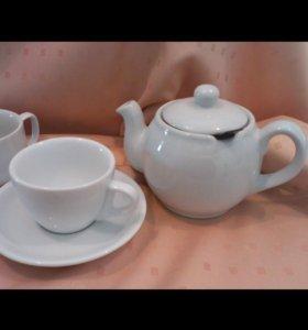 Чайные пары и чайники