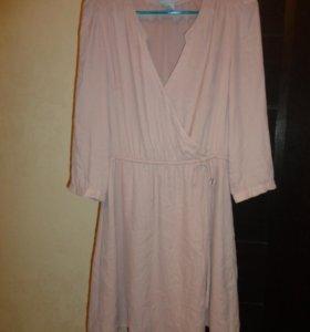 Шифоновое платье HM