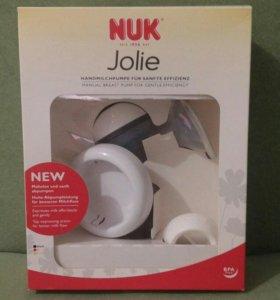 Молокоотсос ручной Jolie Nuk