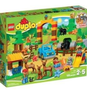 Новый набор lego duplo