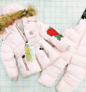 Комбинезон+куртка(зима)