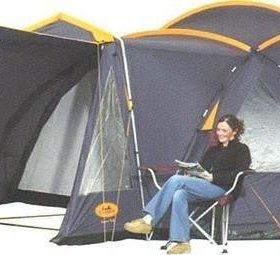 Кемпинговая палаткa Campus Super Trio 6 новая