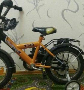 Велосипед novatrack y140