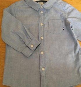 Рубашка H&M размер 12-18 мес. рост 86 см. новая